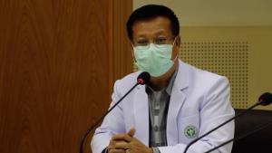 นพ.สมชายโชติ ปิยวัชร์เวลา นายแพทย์สาธารณสุขจังหวัดขอนแก่น