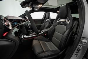 Mercedes-AMG A45 S ใหม่ จากสำนัก Brabus รีดพละกำลังขึ้นเป็น 450 แรงม้า
