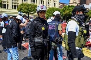 อังกฤษประณามรัฐบาลทหารพม่ากลั่นแกล้งเอกอัครราชทูต ส่วนทหารรวบ 'ไป่ ทาคน' นักแสดงดังเหตุหนุนชุมนุม