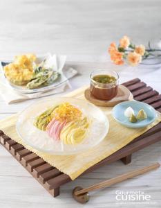 Gourmet & Cuisine ฉบับล่าสุด ชวนกินคลายร้อนในหลายๆ ความหมาย