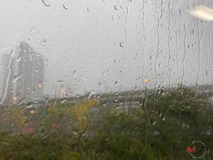 ไทยตอนบนร้อนจัด เตือนภาคเหนือตอนล่าง-อีสาน-กลาง-ตะวันออก ยังคงมีฝนฟ้าคะนอง ส่วนใต้ฝนน้อยลง