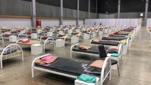 เปิดวันนี้! รพ.สนามเชียงใหม่เสร็จสรรพพร้อมรับผู้ป่วยโควิด-19 ระลอกใหม่-เบื้องต้น 280 เตียงขยายได้ 3 เท่า
