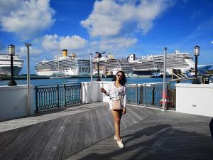 """เปิดชีวิต """"สาวไทยบนเรือสำราญ"""" 16 เดือน 30 ประเทศรอบโลก รับทรัพย์เฉียดแสนต่อเดือน!!"""