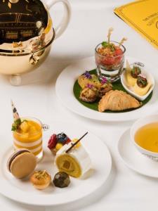 """ทีดับเบิลยูจี ที เชิญลิ้มลองชาหายาก พร้อมคลายร้อนด้วย """"ซีเคร็ท ออฟ สยาม ที เซ็ต"""" ของว่างไทยตำรับพิเศษ"""