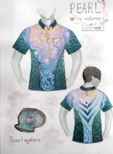 เสื้อ 60 ปีแกรนด์สปอร์ต ไอเดียสร้างสรรค์จากเวทีนักออกแบบรุ่นเยาว์ GSTD14