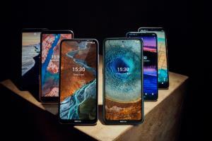 Nokia จัดเต็ม 3 ซีรีส์ บุกสมาร์ทโฟนระดับเริ่มต้น-กลาง