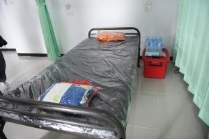 โรงพยาบาลสนาม กทม. 4 แห่ง 1,250 เตียง พร้อมรับผู้ป่วยโควิด-19 คาดจะรองรับได้มากสุด 10,000 เตียง
