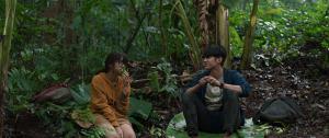 ปิกนิกกลางป่า อ. กัลยาณิวัฒนา จากหนังเรื่อง สุขสันต์วันโสด