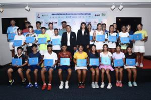 เทนนิส เปิดโผนักหวดเยาวชนทีมชาติไทย ลุยศึกปี2564
