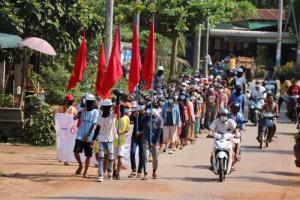 ยอดดับในพม่าจากการปราบปรามนับตั้งแต่รัฐประหารพุ่งทะลุ 700 ราย