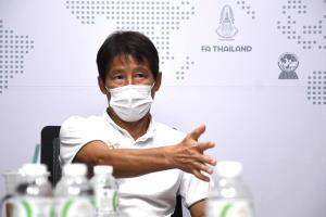 """""""นิชิโนะ"""" มั่นใจ แข้งหน้าใหม่แข็งแกร่งทุกคน เตรียมเข้าแคมป์ในไทย ก่อนบินเก็บตัวยูเออี"""