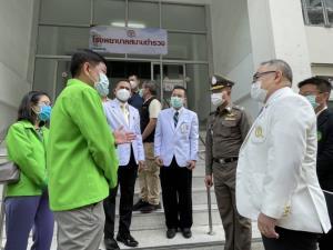 รพ.ตำรวจ ตั้งโรงพยาบาลสนามขนาด 100 เตียง รองรับผู้ป่วยโควิด