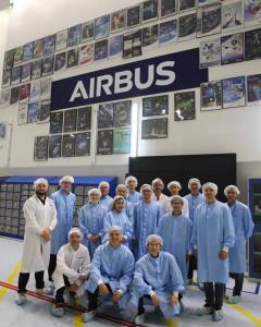 GISTDA คอนเฟิร์ม! ดาวเทียม THEOS-2 ที่สร้างโดยคนไทยเสร็จ พร้อมทะยานสู่อวกาศกลางปี 65