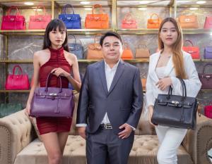 """เปิดเส้นทางล้มลุกคลุกคลาน! """"PALATTA"""" กระเป๋าหนังแท้เน้นขายคนจีน สู้ตลาดด้วยคุณภาพและราคา"""