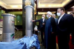 มะกัน-ยุโรปนั่งไม่ติด! 'อิหร่าน' จ่อเสริมสมรรถนะยูเรเนียมเพิ่มเป็น 60% อ้างตอบโต้ 'อิสราเอล' โจมตี รง.นิวเคลียร์