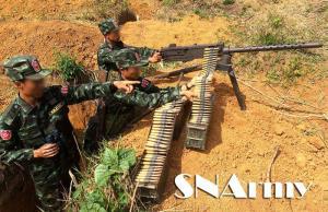 """กองทัพพม่าดับ 1 หลังปะทะ """"ไตแดง"""" ในสะกาย ทหารมินอ่องหล่ายเริ่มเผชิญศึกหลายด้าน"""