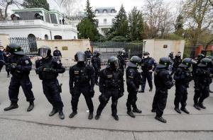 แรงมาแรงกลับ! รัสเซียตอบโต้สาธารณรัฐเช็ก ขับไล่ผู้แทนทูต 20 คน พ้นประเทศ