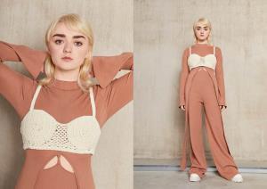 H&M เปิดตัว Maisie Williams ในฐานะทูตด้านความยั่งยืนระดับโลก