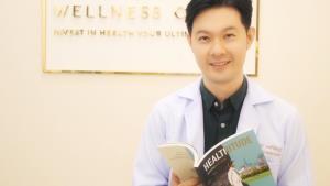 "W9 Wellness เปิดตัวหนังสือ ""Healthitude สุข (อุดม) คติ"""
