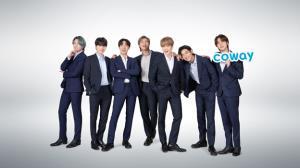 "COWAY คว้า ""BTS"" ขึ้นแท่นแบรนด์แอมบาสซาเดอร์ระดับโลก เสริมความแข็งแกร่งธุรกิจและเจาะกลุ่มเป้าหมายทุกไลฟ์สไตล์"