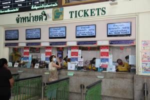 รถไฟรับคืนตั๋วเต็มราคา กรณียกเลิกเดินทางช่วง 19-30 เม.ย.