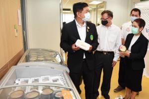 """ซีพีเอฟสนับสนุนอาหารจากใจแก่ """"โรงพยาบาลสนาม"""" ต่อเนื่อง เสริมกำลังใจทีมแพทย์-พยาบาล หนุนไทยฝ่าวิกฤตโควิด-19 ระลอกใหม่"""