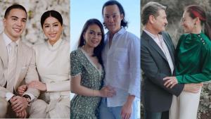 9 คู่รักไฮโซเมืองไทย! ยกขบวนเป็นเขย-สะใภ้ต่างชาติ