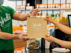 """Yindii แอปฯ จัดส่ง """"อาหารเหลือ""""  จากร้านอาหาร -โรงแรม ลดขยะใส่ใจสิ่งแวดล้อม"""