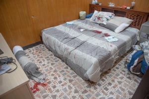 เพื่อนรักหักเหลี่ยมโหด! เสี่ยรับเหมาถูกเพื่อนบุกยิงถึงห้องเหตุแค้นยืมเงินแม่ 1.5 แสนบาทไม่ใช้คืน