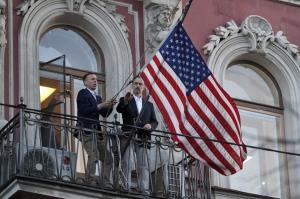 หมัดต่อหมัด! รัสเซียขับไล่ทูตสหรัฐฯ 10 คน ตอบโต้ถูกตะเพิดตามคำกล่าวหาแทรกแซงเลือกตั้ง