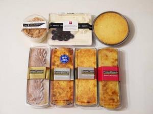 """""""ชีสเค้กหน้าไหม้ Basque burnt cheesecake""""!  ชีสเค้ก 7 รายการ สำหรับคนรักขนม"""
