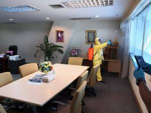 จนท.ดีเอสไอติดเชื้อโควิด 1 ราย สั่งทำความสะอาดสำนักงาน กักตัวบุคคลใกล้ชิด