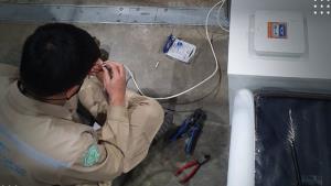 NT ลุยติดตั้ง Wi-Fi, โทรศัพท์ผ่านอินเทอร์เน็ต และกล้องวงจรปิดโรงพยาบาลสนามทั่วประเทศ