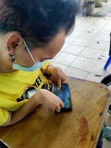 """ทีมคนพิการ """"พระประแดงโฮม"""" ร่วมสมัครแข่งขันกีฬา E SPORT งานมหกรรมกีฬาคนพิการชิงแชมป์ประเทศไทย ประจำปี 2564"""