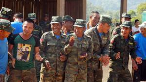 ทหารของ RCSS บนดอยไตแลง
