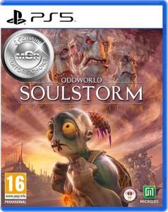 Review: Oddworld Soulstorm ทาสนักสู้ กู้เอกราช