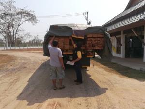 กรมป่าไม้ อำนวยความสะดวกผู้ค้าไม้ ออกใบเบิกทาง ผ่านระบบดิจิทัล
