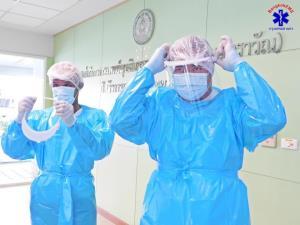 กทม.เตรียมพร้อมบริหารจัดการเตียง ICU รองรับผู้ป่วยโควิด-19 ตามระดับอาการ