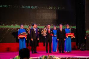 ซี.พี.เวียดนามเดินหน้าสู่ความเป็นเลิศในการบริหารจัดการองค์กรสู่มาตรฐานระดับโลก คว้า 6 รางวัลคุณภาพแห่งชาติเวียดนามประจำปี 2019-2020