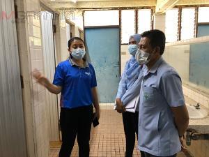 ม.อ.ปัตตานีเปิดใช้หอพักนักศึกษา 7 เป็นสถานที่สังเกตอาการผู้เสี่ยงติดเชื้อโควิด-19