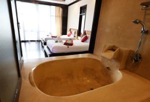 ห้อง Deluxe Suite