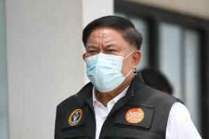 ผู้ว่าฯ อัศวิน ชวนคนกรุงทิ้งหน้ากากอนามัยถูกที่ถูกวิธีช่วยป้องกันการแพร่ระบาดโควิด-19