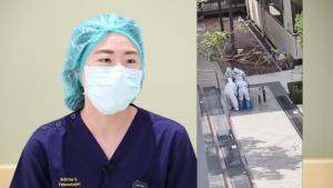 เปิดใจแพทย์หญิงในชุดพีพีอี ส่งต่อคนไข้ติดเชื้อโควิด-19 ร้อยกิโลกรัมทุลักทุเล คลิปชื่นชมสะพัดติ๊กต็อก