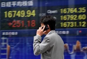 ตลาดหุ้นเอเชียปรับบวกหลังเฟดตรึงดอกเบี้ย จับตาหุ้นซัปพลายเออร์แอปเปิล