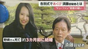เมียสาวญี่ปุ่นอดีตดารา AV วางยาฆ่าสามีเศรษฐีเฒ่า