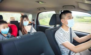 """""""อ.เจษฎา"""" ของขึ้น วิจารณ์มาตรการภาครัฐใส่มาสก์ตอนอยู่บนรถ ห่วงคนขับรถทางไกลอาจเกิดอันตรายได้"""