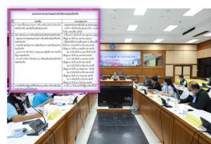 """คืบหน้า! งบฟื้นฟูท้องถิ่นฯ 4.5 หมื่นล้าน ก่อนชง 29 รัฐมนตรีทีมกลั่นกรอง 76 จังหวัดนับพันคน เร่งคัดโครงการสนอง """"ขับเคลื่อนไทยไปด้วยกัน"""""""