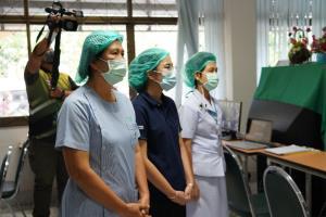 รมว.อว.ระดมกลุ่มโรงพยาบาลหลักของโรงเรียนแพทย์ UHosNet ทำงานร่วมกับกระทรวงสาธารณสุข-กทม.อย่างใกล้ชิด