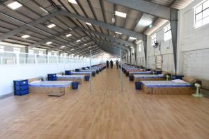 กรมพลาธิการทหารบกส่งมอบโรงพยาบาลสนามให้ รพ.มงกุฎวัฒนะ 2 อาคาร จำนวน 200 เตียง