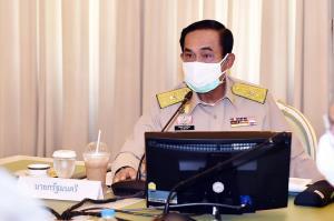 นายกฯ สั่งบูรณาการตัวเลขเตียงระดับผู้ป่วย เตรียมเปิดไทย-ญี่ปุ่น ตรวจคลัสเตอร์คลองเตย
